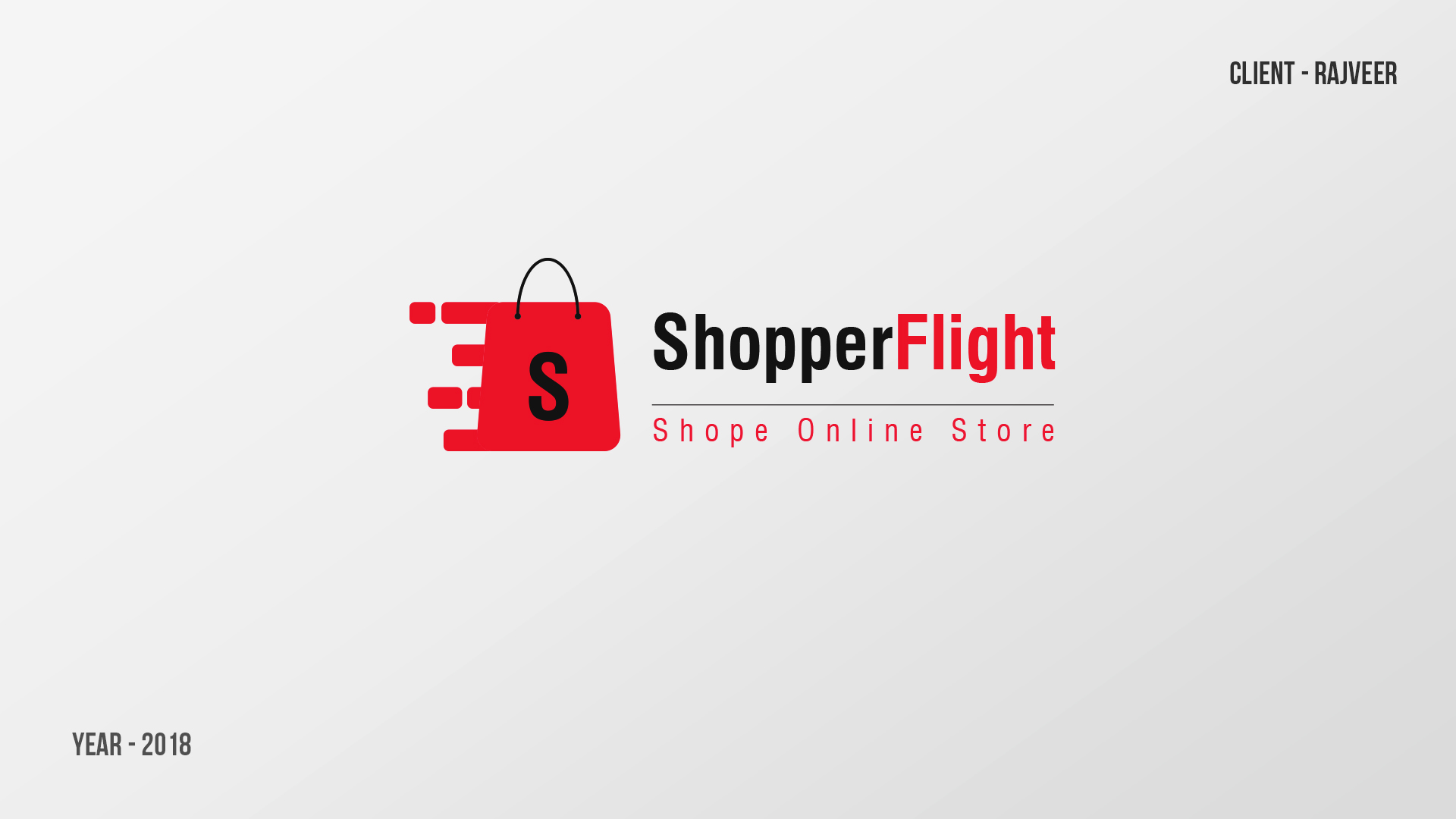 projektowanie logo e-commerce,shopping - evenflowstudio